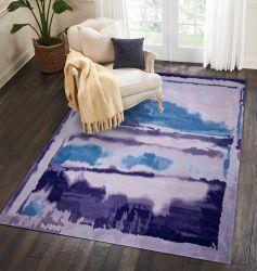 Seda coloridos tapete tapetes e carpetes Nice Design, parede para parede, Nhylon carpetes, tapetes e carpetes, Design Populares, Tencel) tapetes de lã, tapetes e carpetes