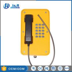 Telefoni Industriali Non Pericolosi, Telefonia Industriale Resistente Alle Intemperie