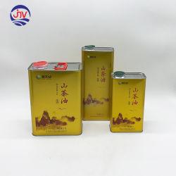 Кунжутное масло в Lithographic поставщика Tins