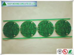 Fr4 1.6mm Doppelt-Seite Schaltkarte-Vorstand mit HASL + bleifrei