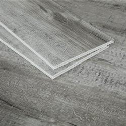 Un revêtement de sol PVC chêne liège soutien Cliquez sur planche de vinyle Flooring