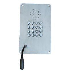 Mini Emergency Speakerphone Intercom Knzd-12 Konferenztelefon