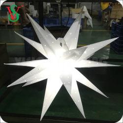 3D'Arbre de Noël Boule boule de lumière LED feux la pendaison pour décoration extérieure