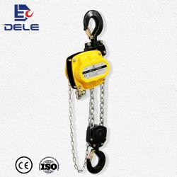 manuelle Kettenhebevorrichtung 0.5t-50t/Kettenblock/Kettenriemenscheiben-Block