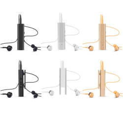 Le collier Clip Kit oreillette Bluetooth pour casque sans fil Bluetooth