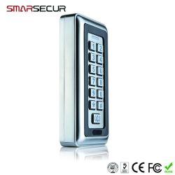 Водонепроницаемый чехол для установки вне помещений Smearsecur одно реле контроля доступа считыватели Wiegand клавиатуры