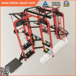 Crossfit comercial principal de formación deportiva Fitness Gimnasio