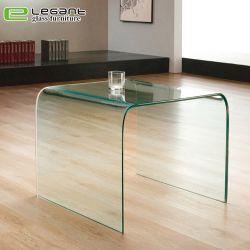 Современные сломанных боковое стекло в таблице в четкие цвета