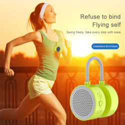 Рекламный сувенир подарок спорта Беспроводная мини-профессиональный звук 3W активных колонок портативные динамики Bluetooth с микрофоном