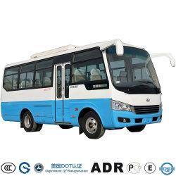 Reeks 18 van de Ster van Ankai de MiniBus van Zetels, Bestelwagen, Minibus, Brandstof CNG