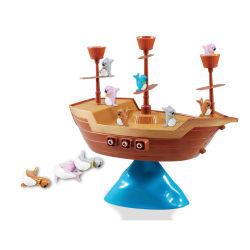 교육용 어린이 밸런스 바드 게임 장난감 보트 플라스틱 장난감 Wholsale