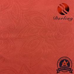 2,9 m orange de fleur de lotus de bon augure pour la litière de Pattern Home Textile