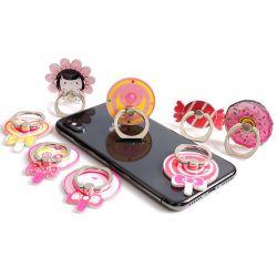 Cadeau promotionnel personnalisé bague acrylique Support téléphone/POP Prise téléphone