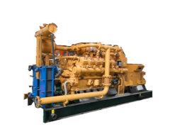 Generador de gas natural de 500kw para gasificar generando, la quema de la generación y la tecnología de cogeneración con CE, ISO, Cu-Tr