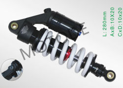 11inch 280mm hintere Stoßdämpfer-Aufhebung-Vertiefung-PROhinterschmutz-Fahrrad ATV