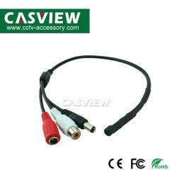 Audio unità di video del suono del microfono della raccolta nascosta mini alta sensibilità