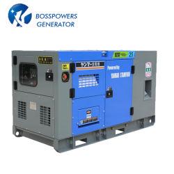 Weichai tres fase 36kw 45kVA de bajo ruido silencioso generador de energía