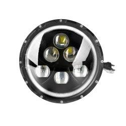 60W Scheinwerfer des Auto-LED rundes CREE Hallo-Lo fahrende Arbeits-helles Jeep-Licht des Träger-LED