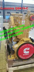 456-8976 cylindres Cummins QSK19 HP moteur Diesel pour la vente de l'ensemble pour le transport ferroviaire/mines/Unité de Puissance/ Bulldozer de Ccec Cummins