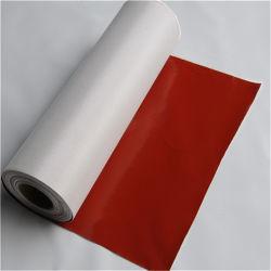 deklaag/de Band van de Stof van 0.2/0.38/0.35/0.45/0.8mm de Zwarte/Rode/Zilveren/Grijze Rubber