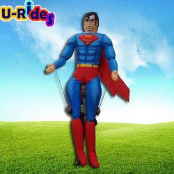 팽창식 움직이는 슈퍼맨/승진용 슈퍼맨 만화