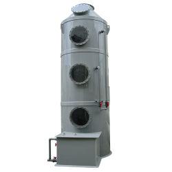 산업 폐기물 가스 처리를 위한 환경 보호 기능