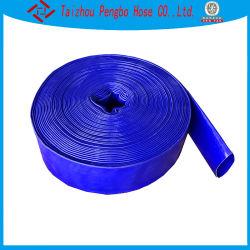 1-12 Irrigatie van pvc van de duim legt de Flexibele de de Vlakke Slang/Pijp van het Water