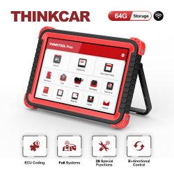 Thinkcar Thinktool Pro Bediengeraet-Kodierung Adas drahtloses TPMS 28+ Scan-Auto-Diagnosehilfsmittel der Pflege-OBD2