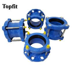 Acoplamento flexível Di dedicado para PE/tubo de PVC com Pt545 Pt598