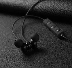 2018 Fashion S30 sans fil Bt sport étanche en métal Fineblue écouteurs écouteurs magnétique