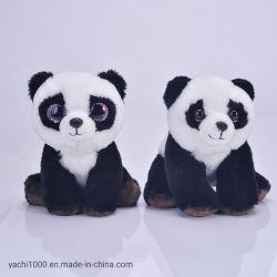 Commerce de gros ours en peluche doux en peluche Panda Animal Toy