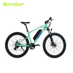 La configuración de alta montaña bicicleta eléctrica con potencia de litio bicicleta