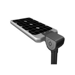 Все в одном из солнечной лампы панели управления на базе дороги для использования вне помещений водонепроницаемый 30W 40W 50W 60W 70Вт Светодиодные уличного освещения