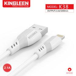Câble USB de l'éclairage de téléphone mobile USB haute vitesse 2.0A iPhone Câbles de recharge et synchronisation de câble de données pour l'iPhone mobiles iPhone 12/12PRO/12PRO Max