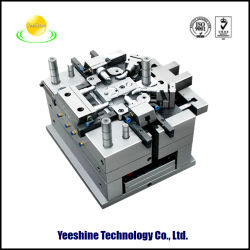 China fabricante de moldes de inyección de plástico