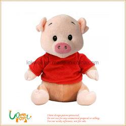 Телец детей Детский игрушки мягкие мягкие Фаршированный Поросенок животных игрушки
