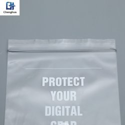 Печать Экологичная пластиковый пакет для цифровых продуктов