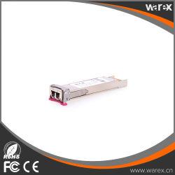 A Cisco XFP-10GER-OC192IR compatível XFP 1550nm 40km DDM módulo transceptor