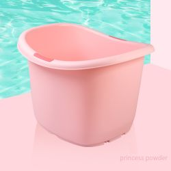 Benna profonda dei fornitori della Cina dei nuovi prodotti, benna semplice del bagno della vasca di bagno del bambino per nuoto