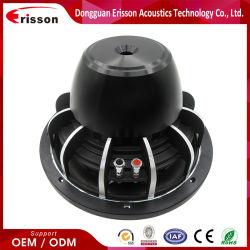 High-end 10 дюйма 1000 Вт активный сабвуфер автомобильного звука из алюминия, компонентная АС, Pro Audio, Авто принадлежности, Авто принадлежности