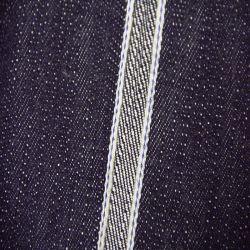 18.6унц веревки домашний режущую контрпланку джинсы мотоциклов быка джинсовой ткани W92239A