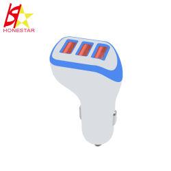 速い充電器の携帯用携帯電話QC 3.0 USB車の充電器