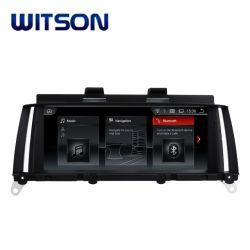 Witson Android 8.1 DVD система навигации для BMW X3 F25/X4 F26 (2014-2016) Nbt