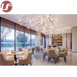 レストランの家具のための使用された高貴な椅子そして木表