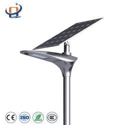 На заводе Direct 6m 40Вт светодиод солнечной улице лампа Maintenance-Free Гелиевый аккумулятор 3 года гарантии