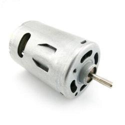 RS540 Gravada Escova DC pequenos aparelhos eléctricos de motor DC RS390 para ferramentas eléctricas