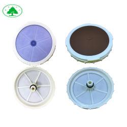 La membrana de silicona fina burbuja difusor para las aguas residuales