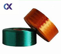 300d-1200d polipropileno PP FDY hilo trenzado de cuerda