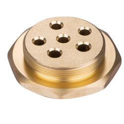 水加熱エレメント用真鍮フランジ