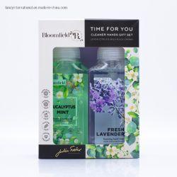 Super doux de savon moussant valeur Set, 325ml Eucalyptus Menthe Savon moussant, 325ml de savon moussant Lavande fraîches, avec l'huile essentielle, rafraîchissant et ca